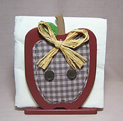 Apple Napkin Holder