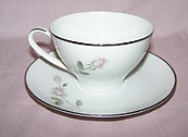 Kenmark Boutique Cup & Saucer