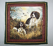 Springer Pillow Cover