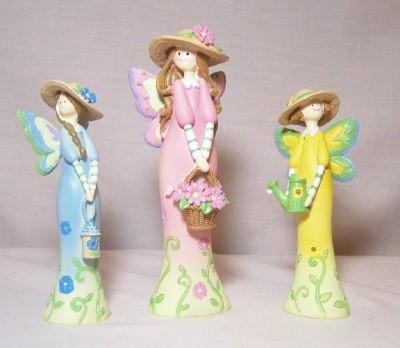 Butterfly Fairy Figurines