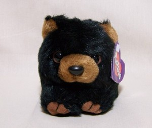 Benny Bear Puffkin w/Purple Tag